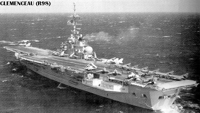 World Aircraft Carriers List France
